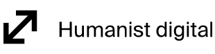Humanist digital design studio logo